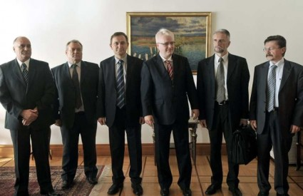 Ivo Josipović sastao se sa sindikalnim čelnicima