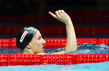Sanja Jovanović opet u dobroj formi