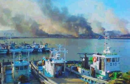 Sukob na otoku Yoenpyeongu
