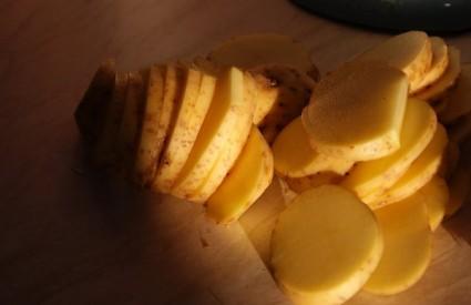 Krumpiri pomažu u mršavljenju?