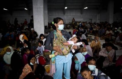Vulkan Merapi usmrtio 54 osobe