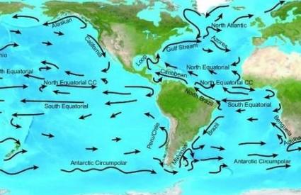 Morske struje