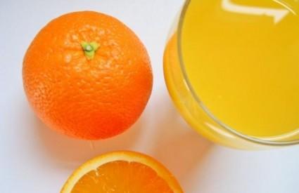 Započeti dan narančinim sokom je sjajno