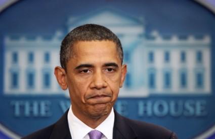 Barack Obama mora dva puta prisegnuti