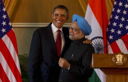 Barack Obama i indijski premijer Manmohan Singh