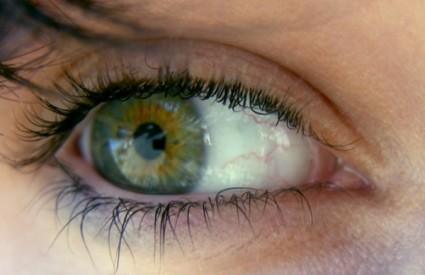 Oči prve privlače pažnju suprotnog spola