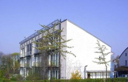 Pasivna kuća u Darmstadtu u Njemačkoj