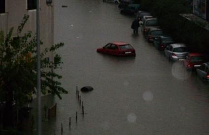 Dubrovnik pod vodom