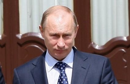 Zapad ne zna s Putinom