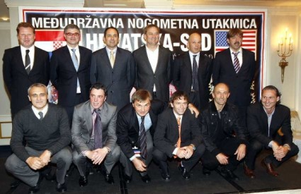 Obilježena 20. obljetnica prve utakmice hrvatske reprezentacije