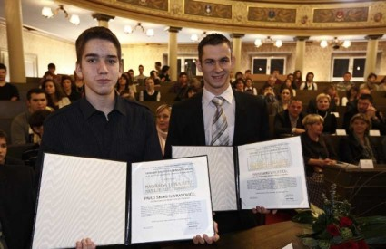 Pavle Škoko Gavranić i Kristijan Vincetić