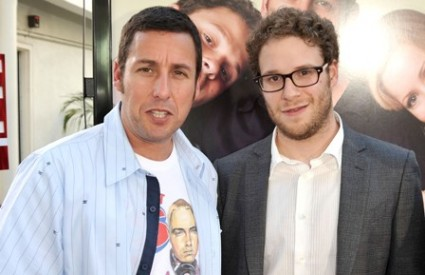 Adam Sandler i Seth Rogen