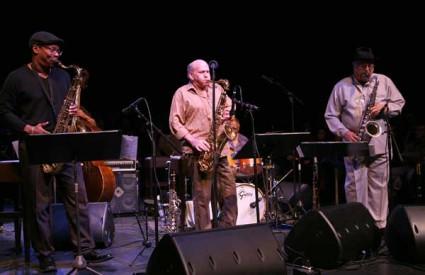 Saxophone Summit otvorio VIP Zagreb Jazz Festival