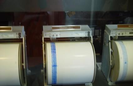 Seizmograf