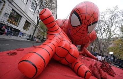 Spiderman 3 zabavit će vas u subotu navečer