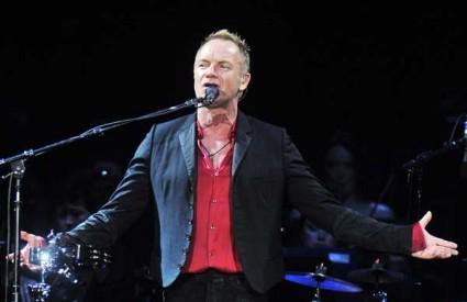 Sting i Kraljevska filharmonija u Areni