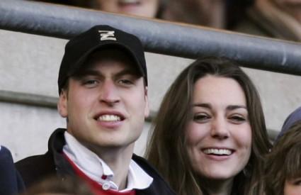 Princ William sa zaručnicom