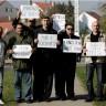 HSP prosvjeduje u Vukovaru i poručuje: