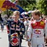 Vettelu prva startna pozicija na VN UAE
