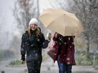 Snijeg prekrio Hrvatsku