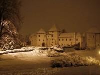 Varaždinska zimska idila