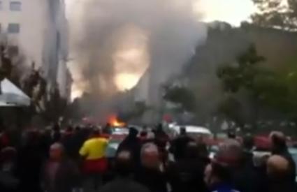 Ulice Atene ponovno će gorjeti