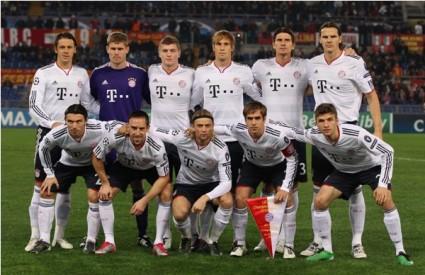 Igrači Bayerna