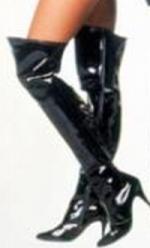 Lakirane visoke čizme iz 'Zgodne žene' ponovno u modi