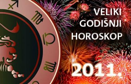 Godišnji horoskop 2011.