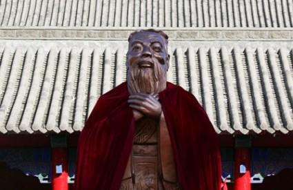 Konfucijev kip