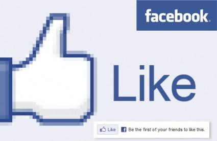 Facebook lajka i bez vaše volje