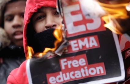 London: Više od 150 uhićenih studenata prosvjednika