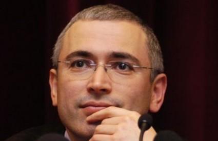 Hodorkovski je izašao, čekamo Pussy Riot