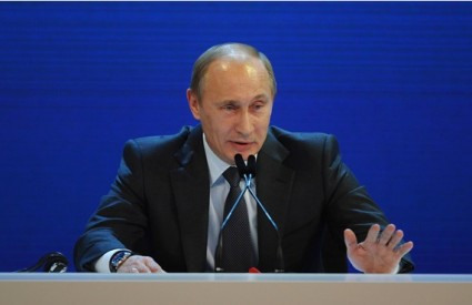 Putin već prijeti