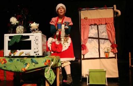 Baka Mraz drži stvari pod kontrolom