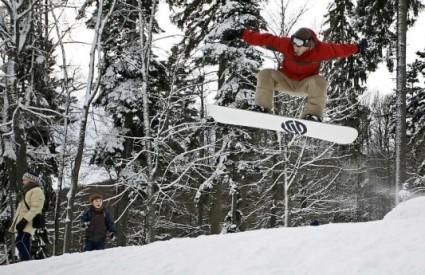 Imate tjedan dana skijanja