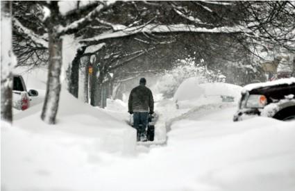 Zima i hladnoća u Europi ne popuštaju