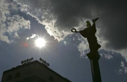 Sunce u Sofiji
