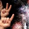 Dočeci Nove godine na gradskim trgovima širom Hrvatske