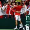 Davis Cup: Srbija izjednačila protiv Francuske