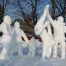 Skulpture od snijega koje su oduševile svijet