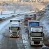 Slab snijeg pada u Lici i Gorskom kotaru