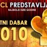 Zlatni Dabar 2010. - biraju se najbolje igre godine