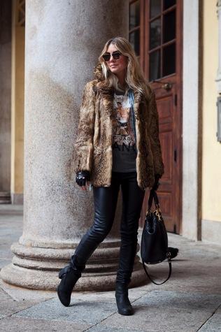 Ulična moda - zima