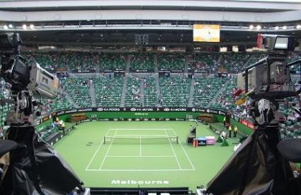 Nove mogućnosti praćenja tenisa