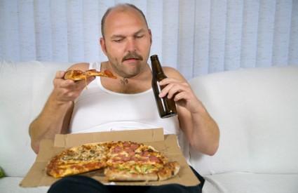Kako je Mujo ipak pojeo hladnu pizzu
