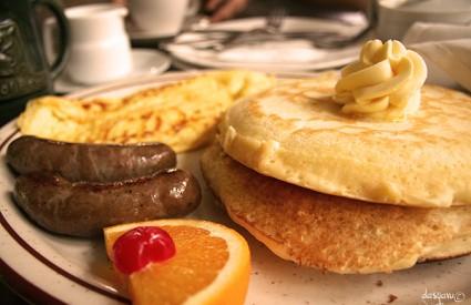 Umjerenost za doručak je preporučljiva