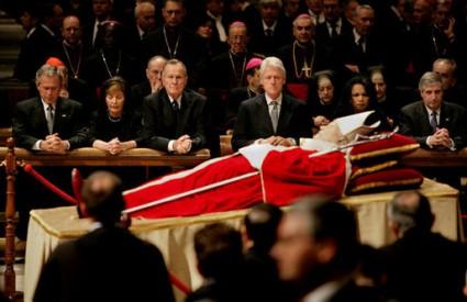 Pokojni papa Ivan Pavao II.