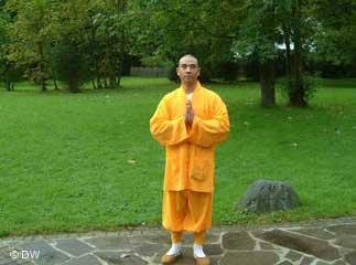 Shaolinski svećenik kao osobni savjetnik