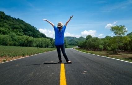 Put do sreće je različit
